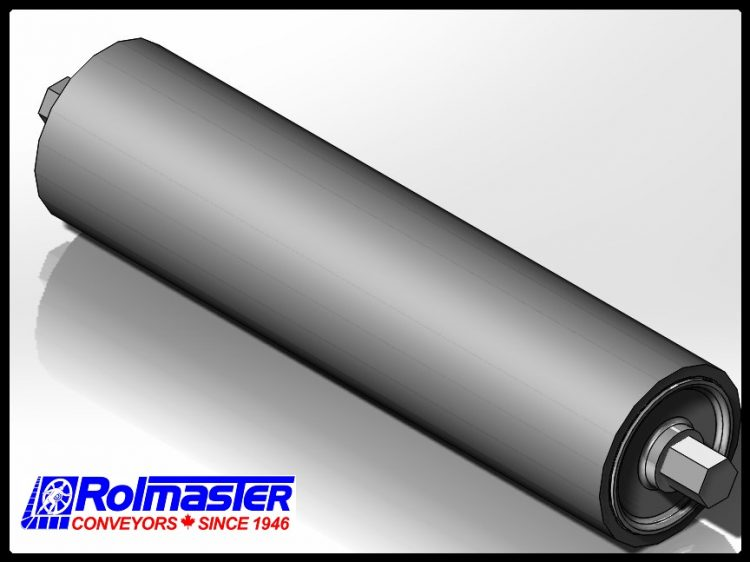 "2925 2-7/8"" Dia  – 2-1/2"" SCH 40 Pipe Roller | Rolmaster"