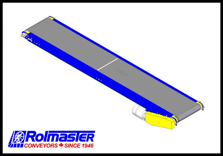 Belt Conveyors | Rolmaster Conveyors