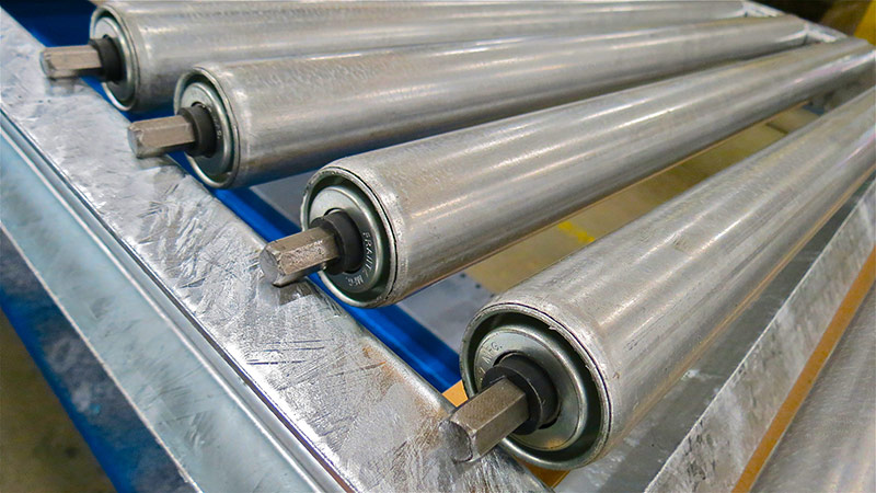 conveyor supports  parts and accessories