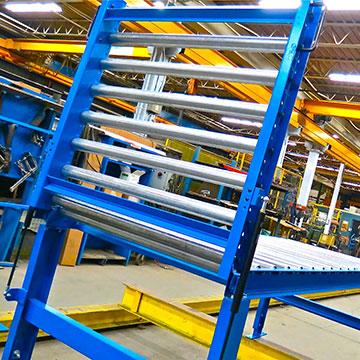 Lift Gate Conveyors Rolmaster Conveyors